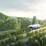 Città verde ambiente