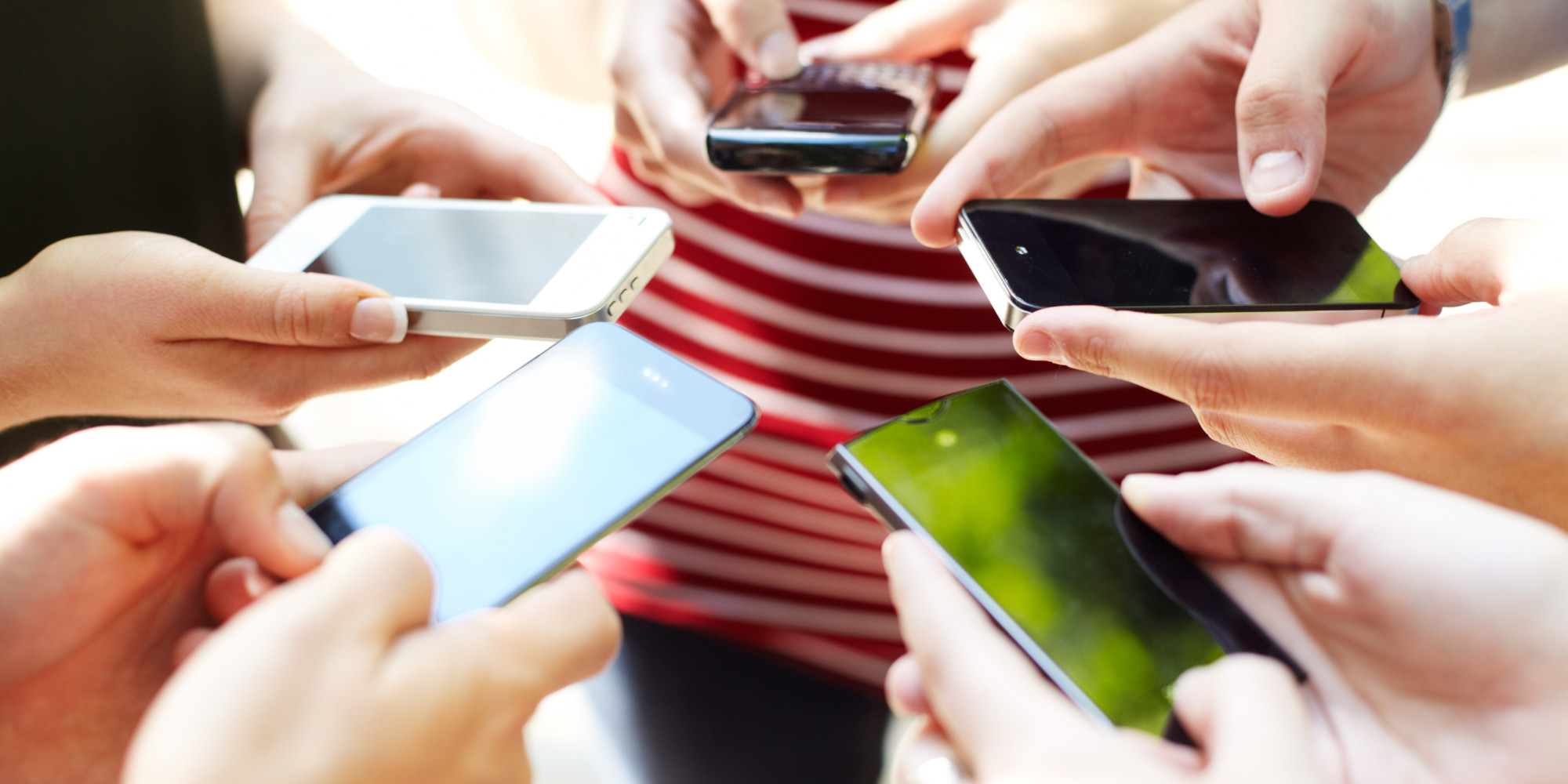 smartphone social depressione
