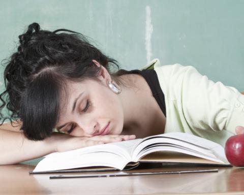 lezioni insegnanti esausti