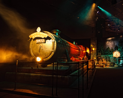 Hogsmeade Station HP The Exhibition